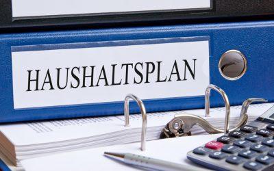 """Redebeitrag von Thomas Rüscher zu TOP 9 """"Haushaltssatzung 2019"""" in der Ratssitzung am 06.12.2018"""