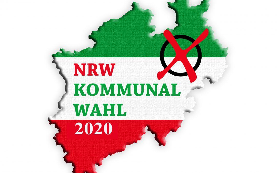 Ohne Stichwahl bekommen wir in NRW Oberbürgermeister der AfD