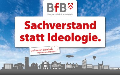 Wählen Sie am Sonntag, den 13. September 2020 die BfB